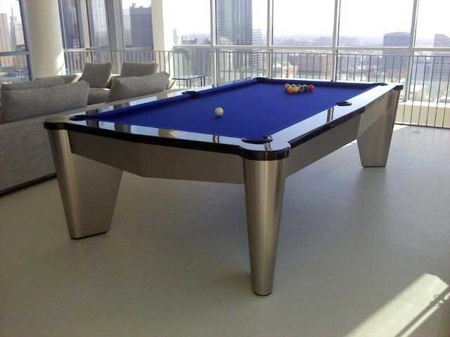 Huntington pool table repair and services